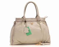 New arraival free shipping! lady'shandbags,women genuine leather bag,supper quanlity leather with special design,ivory, ZL4004I
