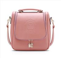 Free shipping 2014 new women's handbag portable shoulder bag Messenger bag handbags Korean women messenger bags bolsas femininas