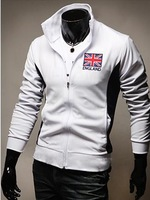 The spring of 2014 new men's World Cup National Printing Mens hot men hoodies jacket men coat man outwear MZA114 Y1T