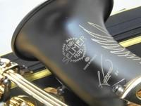 Double 11.11 discount FREE SHIPPING EMS  Salma SELMER SAXOPHONE 54 E Alto Sax instruments Matt Flamingo Saxophone
