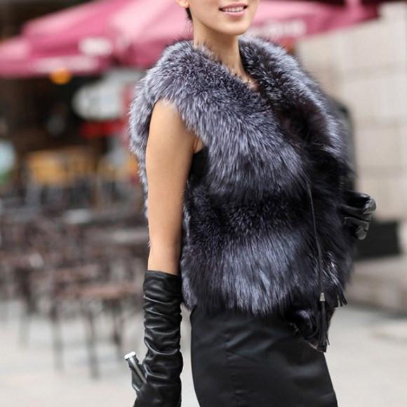 купить Женская одежда из меха s/xxxl 889 недорого