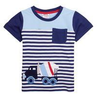 2014 new fashion nova kids children clothing casual printed lovely cartoon spring summer short sleeve for baby boys C4893#
