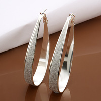 Free Shipping Wholesale fashion jewelry Earrings ,925 Sterling silver Earrings .  QE461