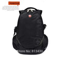 15.6 inch brand SwissLander mens Laptop backpacks,Swiss women laptops bags,notebooks bag,computer school backpacks 0810B