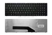 For New ASUS X50IJ X5DIN K50C K50IN K50AB K50IJ K51 P50 F90 V090562BK1 RU Keyboard