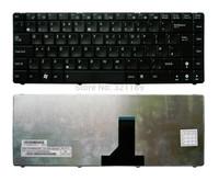 For New For Asus A42J K42 UK Keyboard Black V090462BK1