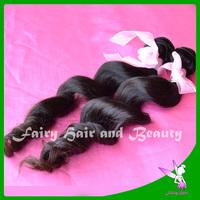 Grade 5A Unprocessed Peruvian Virgin Hair Natural Wave Hair Weaves 2pcs lot 100% Human Hair weave wavy No tangle