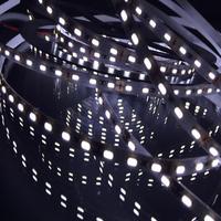 50M 3014 LED 600 SMD 120leds/M Warm White LED Strips 8mm High Bright Non-Waterproof 12V