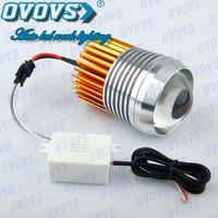 2PCS Lower price 12V 24V 12W  Light for Motor Headlight Long Distance Lighting