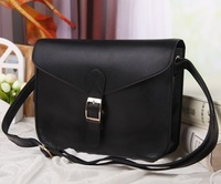2014 New Preppy Style 11 Color Women Envelope Bag Lady PU Leather Shoulder Bags Messager Bags AK96