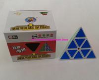 1X Shengshou Pyraminx 3x3 cube Twist Puzzle Educational puzzle toy ePacket Free Shipping