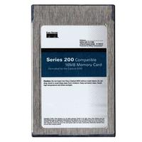 Series 200 Compatible 16MB PCMCIA PC Flash Memory Card MEM-C6K-FLC16M
