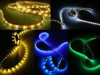 3528 Green SMD 5M 600pcs LED Flexible Strip light waterproof