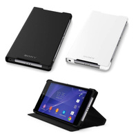 Genuine Ultra Thin Stand Full Protection Flip Leather Case For SONY Xperia Z2