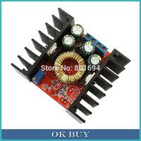 10 Pcs/Lot DC-DC 24V to 12V Adjustable Step-Down Power Module 10A 7-32V to 0.8-28V Buck Converter