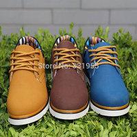 2014 New Men's  Matte Soft Dough Casual Shoes For Sales