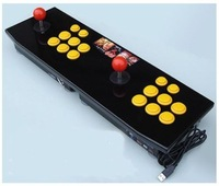 PC USB Double Arcade Joystick Capcom Street Fighter