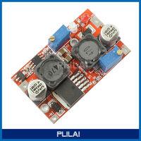 50 Pcs/Lot DC-DC Adjustable Automatic Boost Buck Converter 4-35V to 1.25-25V 2A 10W CC CV Voltage Regulator LX6009
