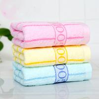 Free Shipping 100% Cotton Towels FaceTowels Bath Towels Beach Towels Washclothes 73x33cm 3pcs/lot Wholesale