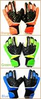 3 Colors Size 8 9 10 Goalkeeper Gloves Latex Slip-proof HOT Sale 2014 Soccer Football Glove Emulsion Skid Resistance 112