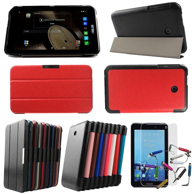 Чехол для планшета OEM 3 Asus FonePad 7 FE170CG 7 + + A1165 cg mobile чехол для планшета ferrari femtfcd5bl