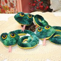 Toy snake snake simulation