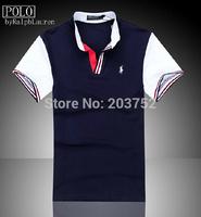 2014 New Men tops,Large in Stock Size Good Quality Men 's Pol Shirt Short Sleeve T Shirt for Men