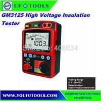 BENETECH GM3125 High Voltage Digital Insulation Resistance Tester 5000V  1000Gohm