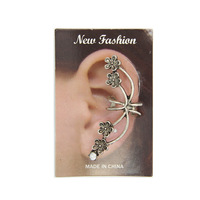 Canlyn Jewelry ( 5 pieces/lot) Punk One-Side Stud Earring for Women CE079