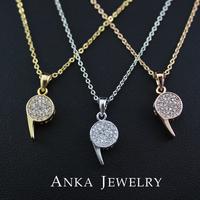 New Brand Whistle Cubic Zirconia Pendant Necklace