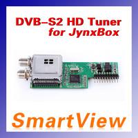 1pc Original DVB-S2 HD Tuner for JynxBox Ultra HD V2 V3 V4+ V5+ V6 Satellite Receiver for America market Free Shipping