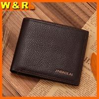Disigual 100% genuine leather man wallets men travels wallets fashion luxury designer short wallet vintage wallets