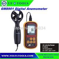 Digital Air Flow Anemometer GM8901.anemometer meter