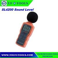 SL4200 Digital Sound Level Meter, Noise Level Meter Tester,USB sound level meter ,30-130dB