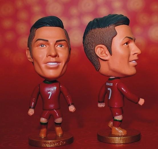 Portugal national football team star doll football player 7 # Cristiano Ronaldo(China (Mainland))
