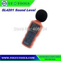 SL4201 Digital Sound Level Meter, Noise Level Meter Tester,USB sound level meter ,30-130dB
