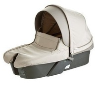 baby carrycot for new born baby use, fix the stokke xplory baby stroller use, can be take onto the  car serperatly