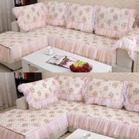 sofa cover set Free shipping Sofa cushion fabric sofa towel sofa mat seat mat pillow