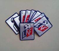 wholesale free shipping  LNF Championnat de France de football Ligue soccer patch soccer Badges