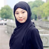 High Quality Womens Muslim Shawl Breathable Islamic Headscarf Fashion Muslim Scarf Summer Thin Headband muslim hijab