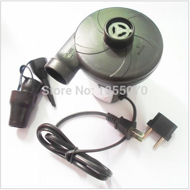 Air Mattress Blower 150W-AC-220V-Black-Blower-Inflation-Deflation-Air-Pump-for-Air-Bed ...