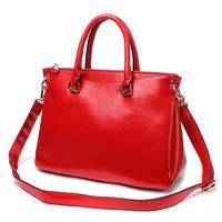 2014 brand Genuine leather women's handbag messenger bag women's shoulder  bags handbags women luxury brand 3p1101 free shipping