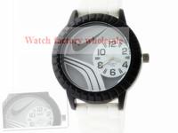 2014 New Arrival  students brand Watch  Quartz  watch  Casual sport fashion pu silicone wristwatch free shipping