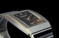 Tungsten steel ISABAIN bain elson authentic fashion Men quartz watch fashion trends