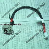 Free Shipping NEW  Laptop DC Power Jack with cable for Lenovo  C340 C440  DC Power Jack 6017B0390701 One machine