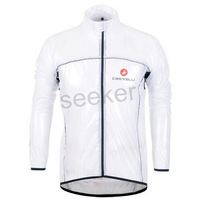New Waterproof Windproof Castelli 2014 Cycling Wind Dust Jacket Mountain Bike Clothing Jersey MTB Bicycle Raincoat For Women Men