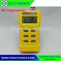 AZ 8857 Infrared Thermometer IR+Hygrometer