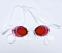 FreeShipping Brand New men/women Non-Fogging Anti UV Swim Glasses Adjustable Swimming Goggles G0320