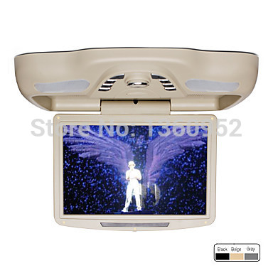 """12.1"""" Roof Mount Car DVD Player with TV FM Transmitter Free Headphones(China (Mainland))"""