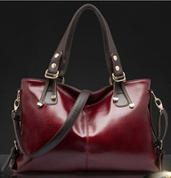 New 2014 Women Handbag Leather Bags Women Leather Handbags Women Messenger Bag Totes Shoulder Bag Vintage Bolsa Ladies AK410